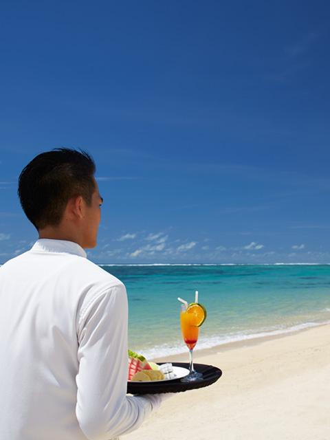 Bali Resort Villa Butler Service