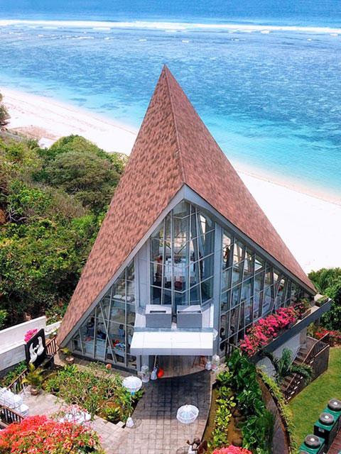 Bali Wedding Chapel Luxury Beachfront Villa Wedding in Bali