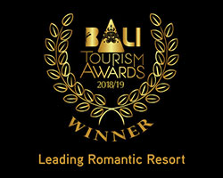 Bali tourism award 2018/2019 winner Leding Romantic Resort
