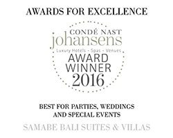 Best for Parties, Weddings & Special Events 2016 by Condé Nast Johansens