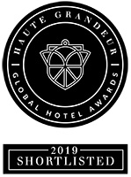 Global Hotel Award - Hute Grandeur 2019