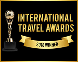 International Travel Award Winner 2018