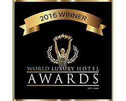 world luxury hotel winner 2016