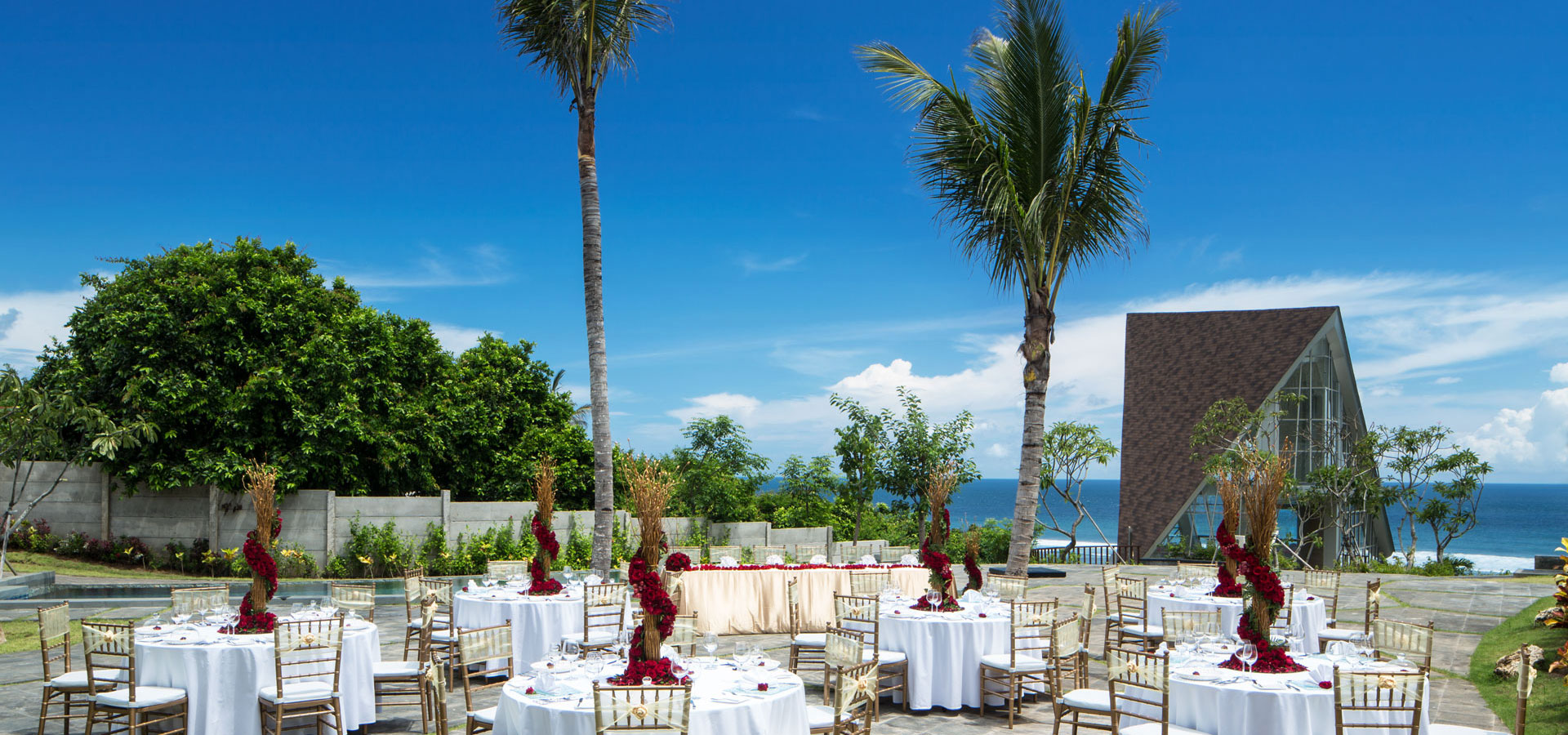 Bali Wedding Exclusive Event Venue Special Offer