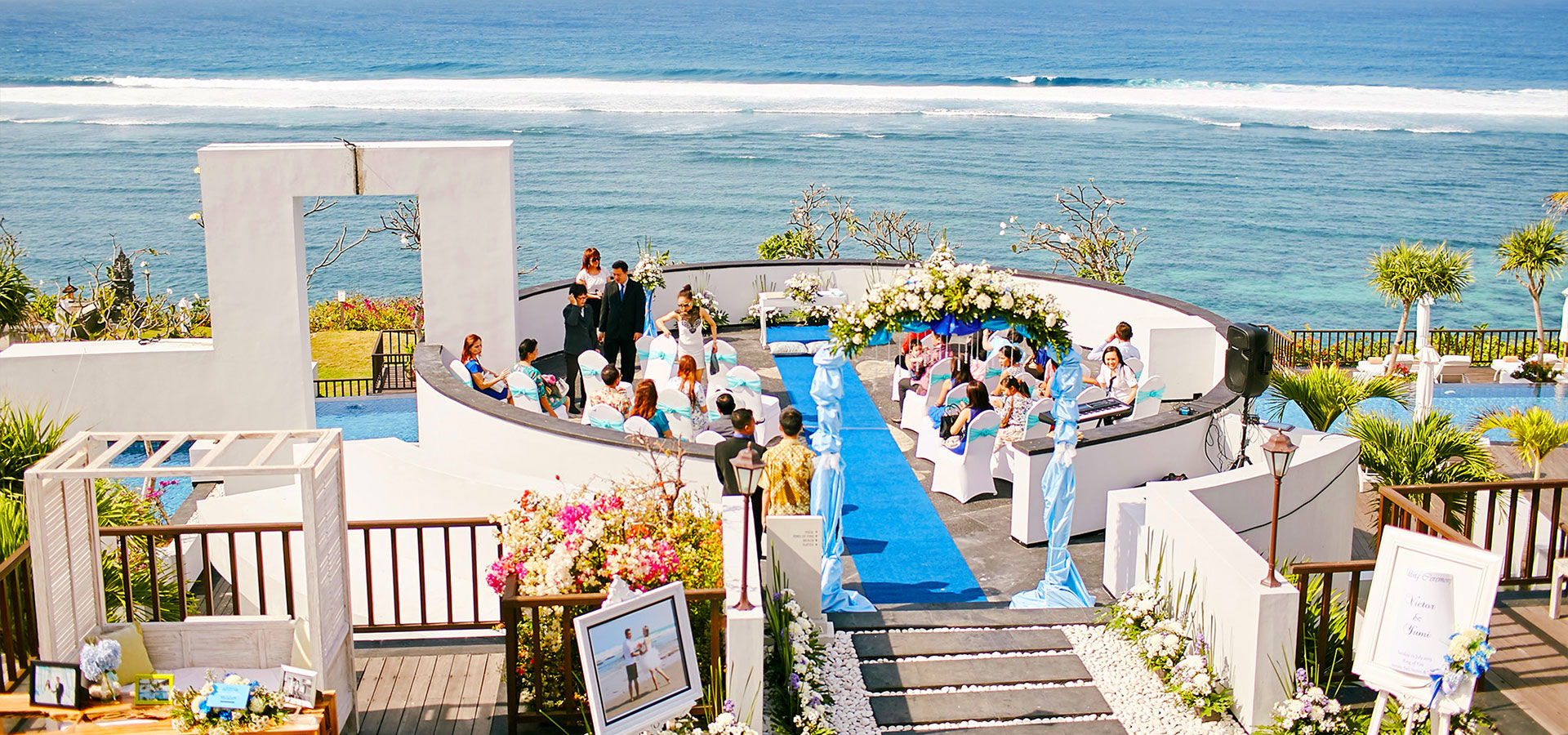 Bali Wedding at Ther Ring of Fire