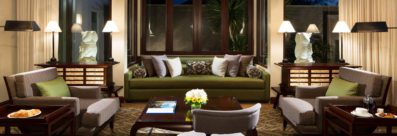 Ocean Front Suites view