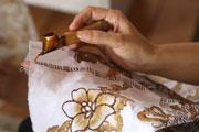 Batik Painting Lesson