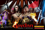 "Bali Nusa Dua Theatre shows ""Devdan - Treasure of the Archipelago"""