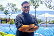 New Executive Chef Brings Changes to Crystal Blue Restaurant at Samabe Bali Suites & Villas