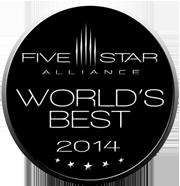 Samabe Bali Suites & Villas won Best New Hotels 2014 Awards