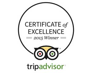Samabe Bali Suites and Villas Awarded 2015 Tripadvisor Certificate of Excellence