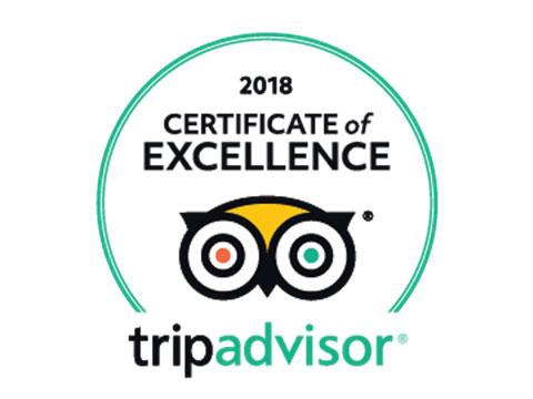 Samabe Bali Suites & Villas Earns 2018 TripAdvisor Certificate of Excellence