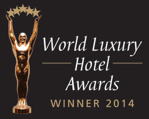 Samabe Bali Suites & Villas is voted the winner of 2014 World Luxury Hotel Awards