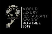 2018 World Luxury Restaurant Awards