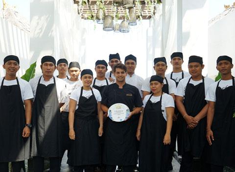 World Luxury Restaurant Award Nominee 2020