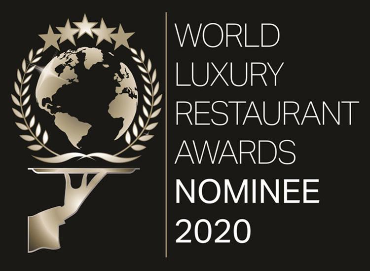 World Luxury Restaurant Awards 2020 Nominee