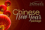 Samabe welcomes guests to celebrate Chinese New Year 2014