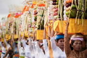Galungan-The Descent of The Gods & Ancestral Spirits
