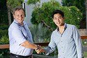 Korean Stars Paid a Visit to Samabe Bali Suites & Villas