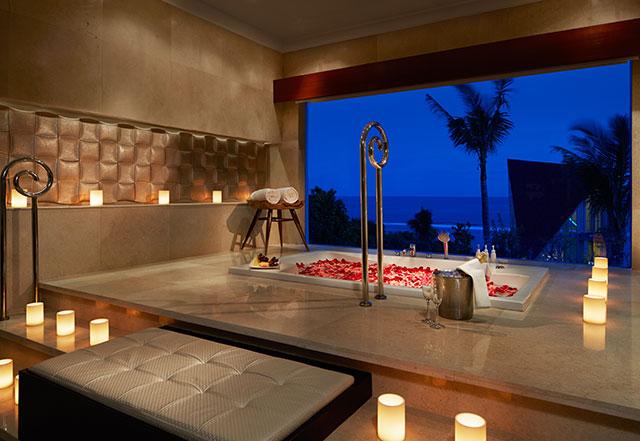 Romance Blossoms at Samabe Bali Suites & Villas