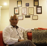 Samabe Butler Manager